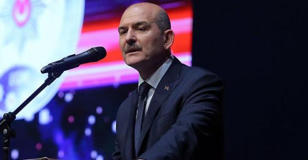 İçişleri Bakanı Süleyman Soylu'dan Göçmenlere İlişkin Açıklama