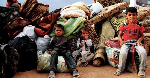 İçişleri Bakanlığı'na Bağlı Olacak Olan Göç Kurulu Oluşturuldu