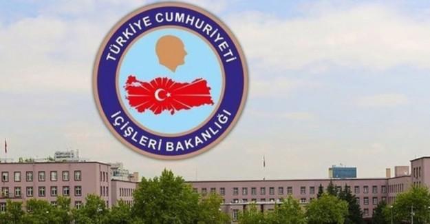 İçişleri Bakanlığınca 8 Belediye Başkanı Görevden Uzaklaştırıldı