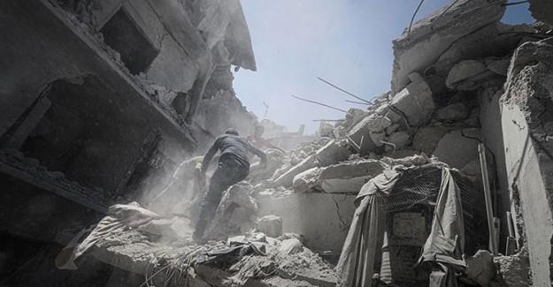 İdlib'de Esad Rejimi Yine Masumları Öldürdü: 6 Ölü 18 Yaralı