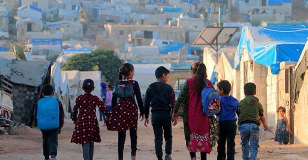 İdlib'te Her Şeye Rağmen Eğitim Yılı Başladı