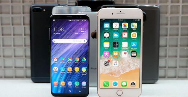 İki Ülke Arasında 'Akıllı Telefon' Krizi!