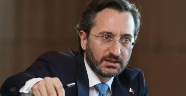 İletişim Başkanı'ndan Kılıçdaroğlu'na Sert Tepki