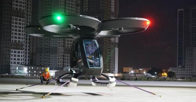 İlk Uçan Araba Cezeri'ye Dünya Basınında Büyük İlgi