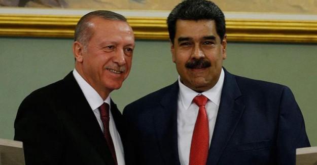 İngiliz Basını, Venezuela'nın Türkiye ile Olan Altın Ticaretini İncelemeye Aldı