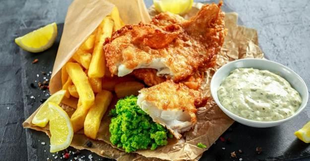 İngiliz Mutfağından Fish and Chips Tarifi