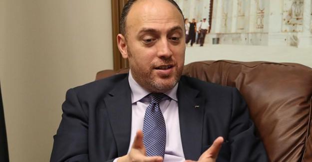 İngiltere Donald Trump Tarafından Sınır Dışı Edilen Filistin Büyükelçisini Ağırladı