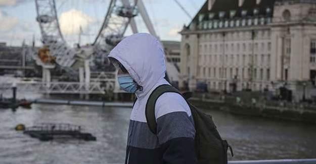 İngiltere'de Salgın Rakamları Yükseliyor