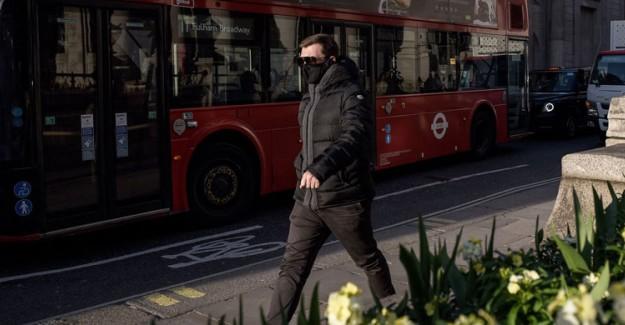 İngiltere'de Son 24 Saatte 209 Kişi Hayatını Kaybetti!