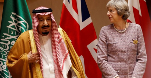 İngiltere'den Suudi Arabistan'a Kritik Hamle!