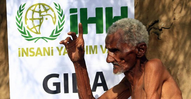 İnsani Yardım Vakfı'ndan Yemen'e Yardım