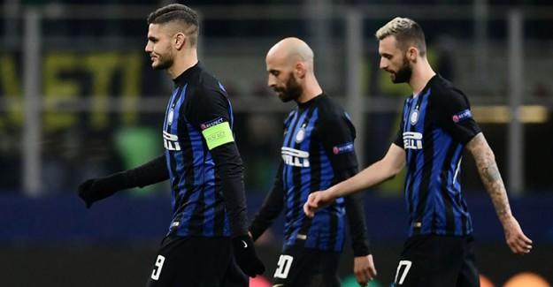Inter, Evinde Son 16 Hakkını Kaybetti!