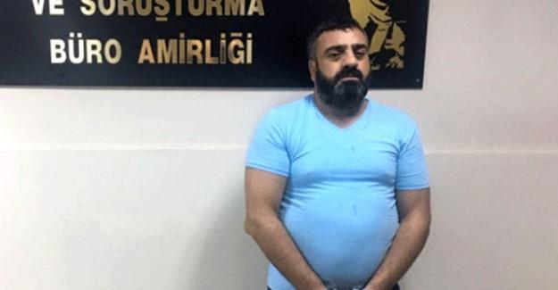 Interpol Tarafından Aranan Zanlı Bursa'da Yakalandı