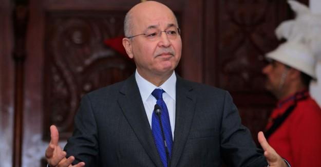 Irak Cumhurbaşkanı Salih'ten Rest! Baskılar Sürerse İstifaya Hazırım