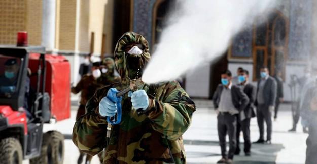 Irak'ta Coronavirüs Nedeniyle Sokağa Çıkma Yasağı Uzatıldı