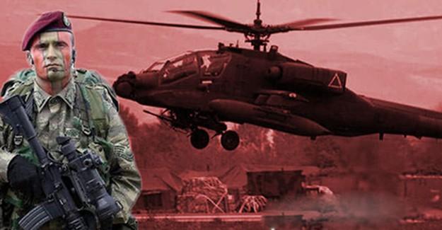 Irak'taki Türk Askerine Rus Füzeleriyle Saldırmışlar