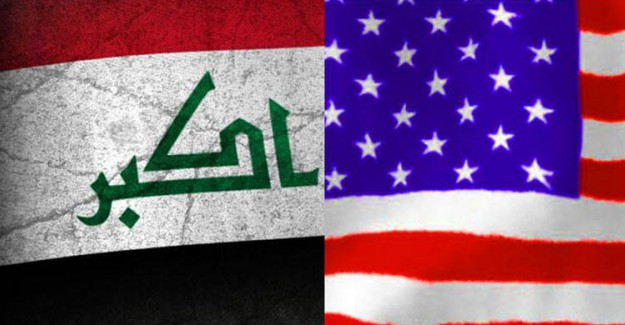 Irak'tan ABD'nin İran Kararına Tepki