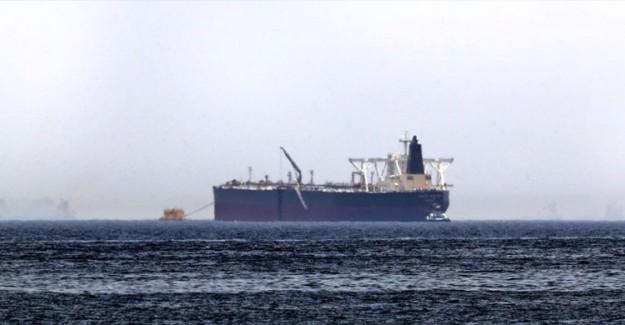 İran Basra Körfezinde Bir Gemiye El Koydu