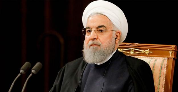 İran Cumhurbaşkanı Ruhani: ABD'nin Daha İleriye Gitmek İsteyeceğini Düşünmüyorum