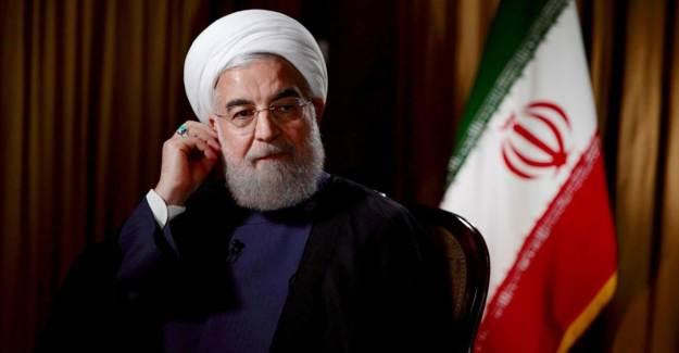 İran Cumhurbaşkanı Ruhani: İstediğimiz Her Yere Silah Satabiliriz