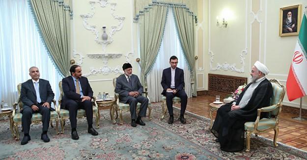 İran Lideri Ruhani'den İngiltere'ye Uyarı
