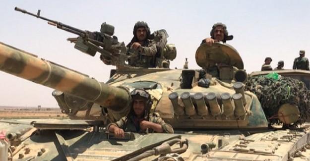 İran Şam'ın Münbiç Kontrolü Hakkında Açıklama Yaptı