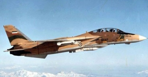 İran Savaş Uçağı Düştü!