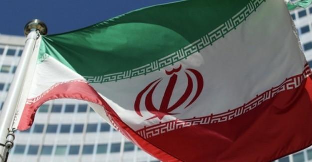 İran Umman Körfezi'nde Yabancı Bir Gemiye El Koydu