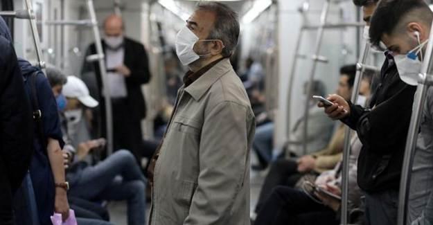 İran'da Her 33 Saniyede Bir Kişiye Covid-19 Bulaşıyor