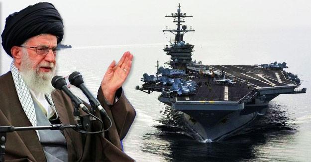 İran'dan ABD'ye Tarihli Tehdit! 10 Şubat'ta Göreceksiniz!