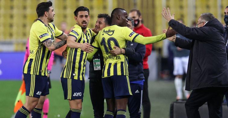 İrfan Fenerbahçe'de İlk 11'e Geri Dönüyor