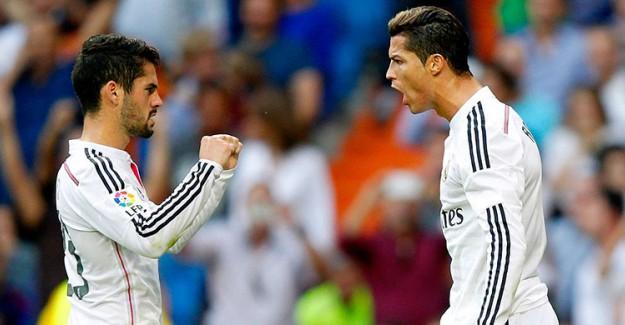 Isco'dan Olay Ronaldo Yorumu!