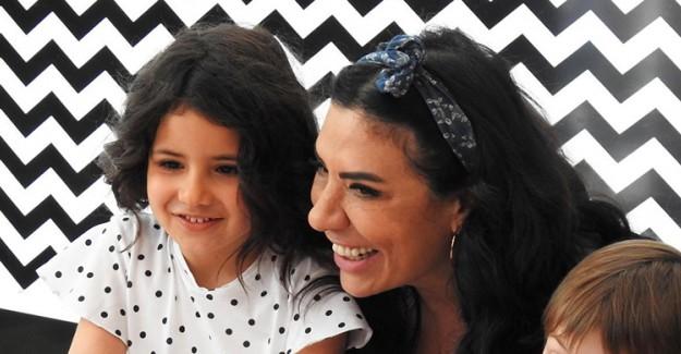 Işın Karaca Kızı Mia'nın Soyadını Değiştirdi