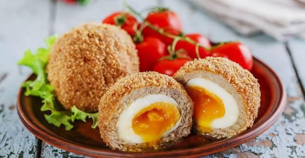 İskoç Yumurtası Nasıl Yapılır? İskoç Yumurtası Tarifi