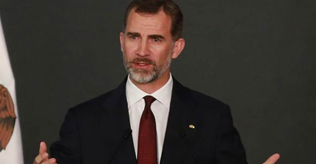 İspanya Kralı 6. Felipe'e Karantina!