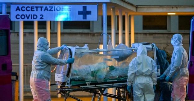 İspanya Şokta! Bin 720 Kişi Hayatını Kaybetti
