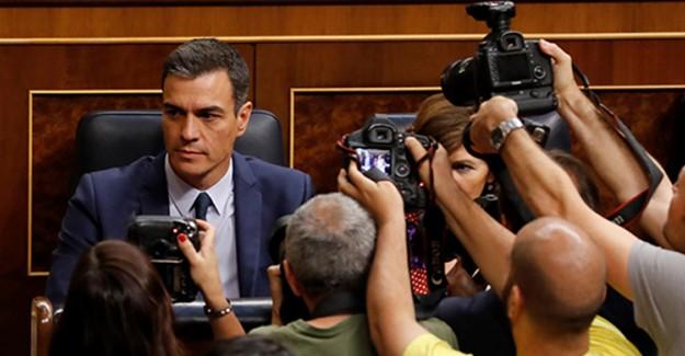 İspanya'da Sanchez Hükümeti İçin Güven Oylamasında 2.Tur Gerçekleşti