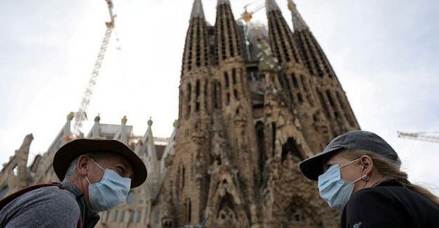İspanya'da Son 24 Saatte 849 Kişi Coronavirüs Nedeniyle Öldü