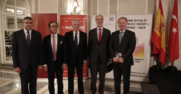 İspanya'dan Türk Şirketine Ödül