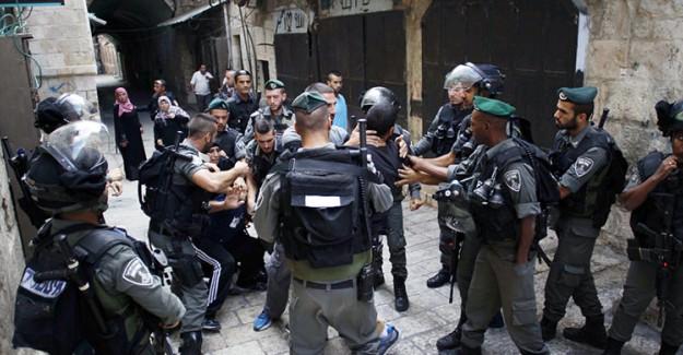 İsrail, Cenaze Namazının Ardından Saldırdı!