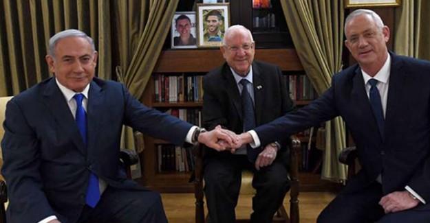 İsrail Cumhurbaşkanı Rivlin, Hükümet Kurma Görevi Verdi