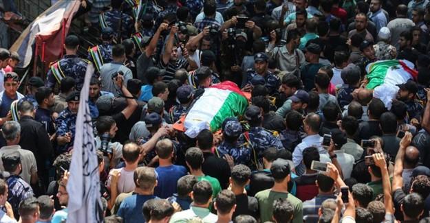İsrail Güçleri 2019'da 149 Filistinliyi Şehit Etti