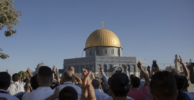 İsrail'den Müslümanları Ayağa Kaldıran Karar! Mescid-i Aksa'nın Tüm Kapılarını Kapattı