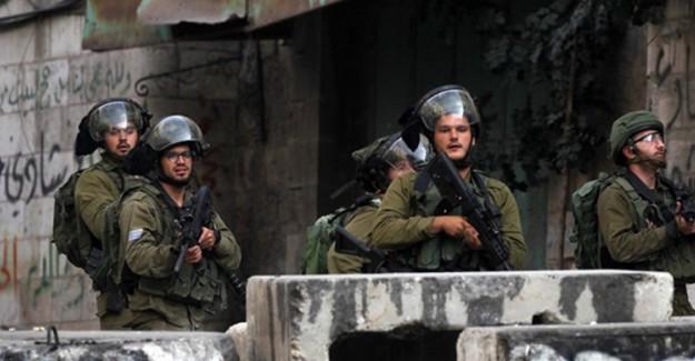 İsrail Tutuklamalara Devam Ediyor