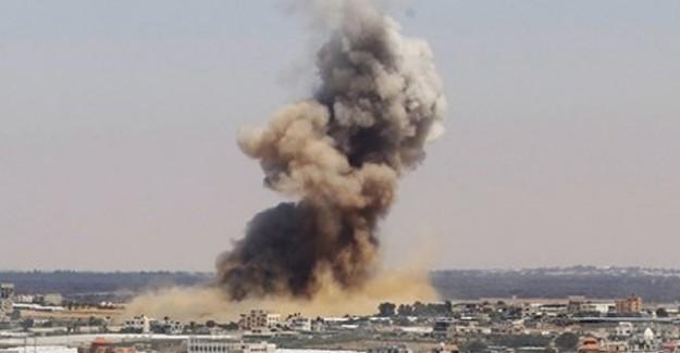 İsrail'den Hain Saldırı! 5 Filistinli Şehit 170 Kişi Yaralı