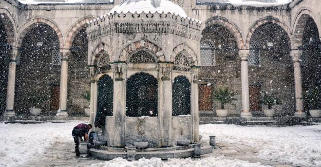İstanbul Büyükşehir Belediyesi'nden Kar Yağışı Açıklaması