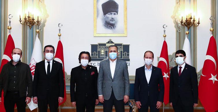 İstanbul Valisi Yerlikaya'dan Normalleşme Sinyalleri