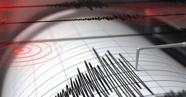 İstanbul ve Çevresinde Deprem