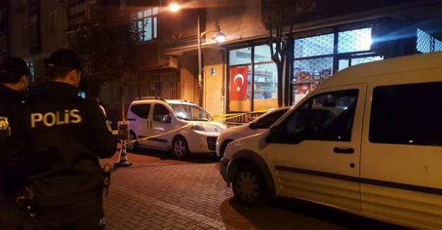 İstanbul'da Dehşet Dolu Anlar! Babasını Rehin Aldı Etrafa Ateş Açtı
