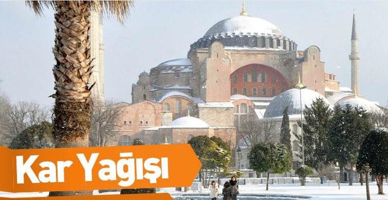İstanbul Kara Teslim Oldu!
